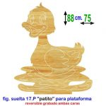 ..fig.Suelta 17.P patito