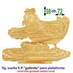 ..fig.Suelta 6.P gallinita